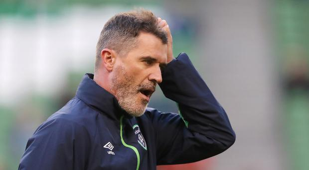 Republic of Ireland manager Martin O'Neill could ask no more of assistant Roy Keane, pictured