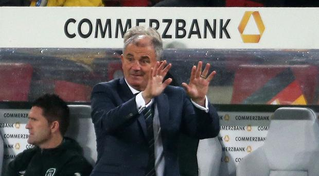 Republic of Ireland Under-21s manager Noel King