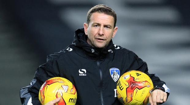Ian Baraclough could make it three wins from four in the Northern Ireland Under-21s post