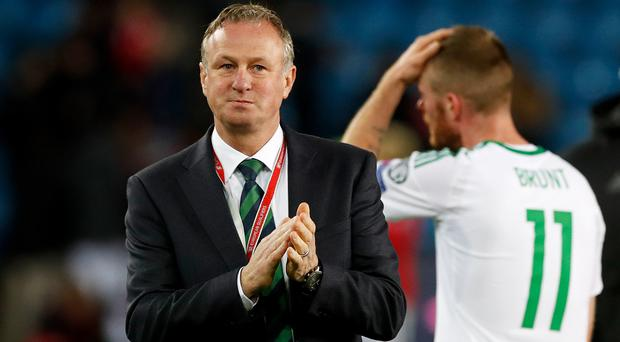 Michael O'Neill has been linked to the Rangers and Scotland jobs