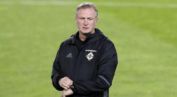 Michael O'Neill's Northern Ireland are hoping to reach back-to-back major tournaments