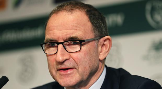 Martin O'Neill is attempting to guide the Republic of Ireland to the World Cup finals