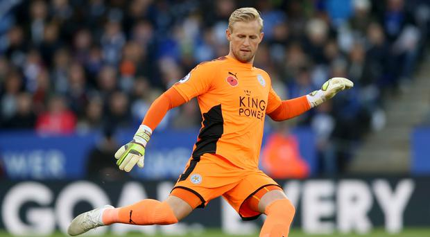 Kasper Schmeichel expects Republic of Ireland to be tough opponents