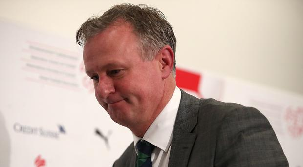 Michael O'Neill is now a man in demand