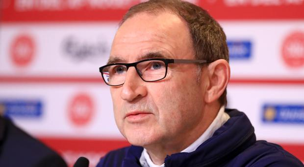 Martin O'Neill wants the Republic of Ireland to utilise home advantage