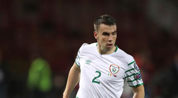 Seamus Coleman's return to the Republic of Ireland squad is eagerly anticipated