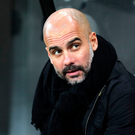 Cool head: Pep Guardiola knows City face big hurdles