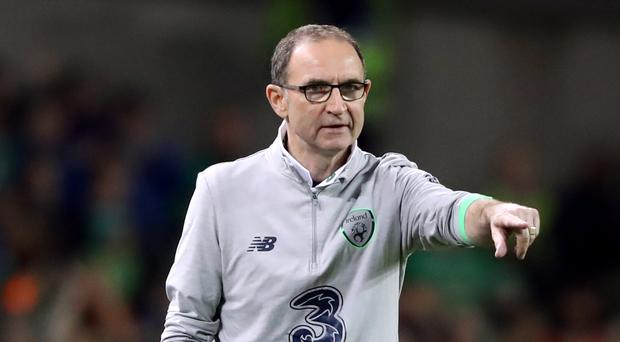 Martin O'Neill could be set to lead Stoke City's bid for Premier League survival.