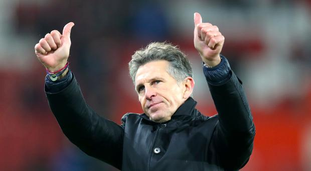 Claude Puel File Photo