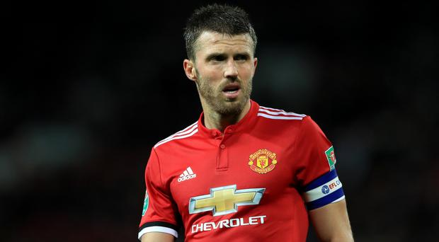 Michael Carrick has accepted an offer to join United's coaching staff