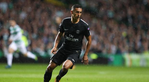 Marquinhos expects a good match at Lyon