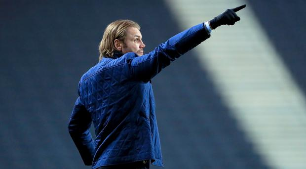 Robbie Neilson spent 13 months in charge of MK Dons