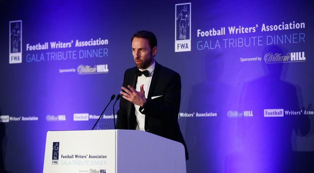 2018 Football Writers Association Tribute Night – The Savoy