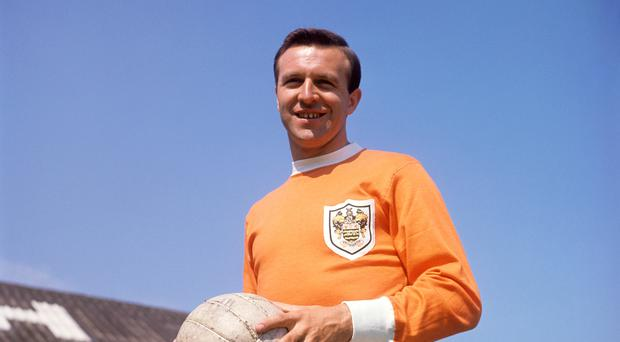 Jimmy Armfield's death was announced on Monday