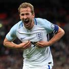 Harry Kane scored seven times for England in 2017 (Adam Davy/PA Images)