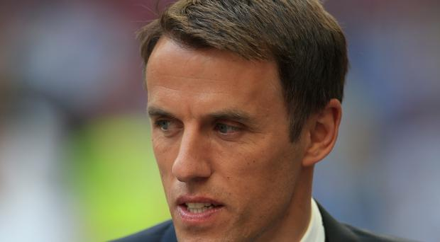 Phil Neville is England Women's new head coach (Nick Potts/PA)