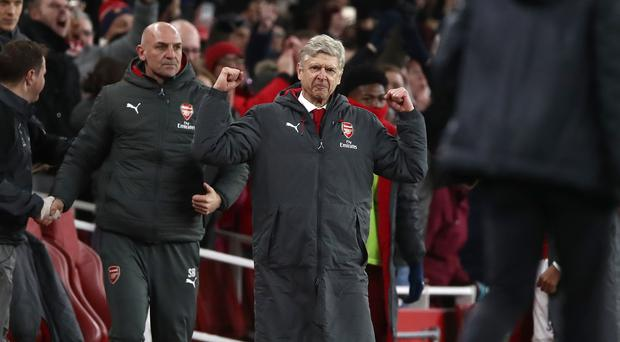 Arsene Wenger's Arsenal will meet Manchester City in the final of the Carabao Cup