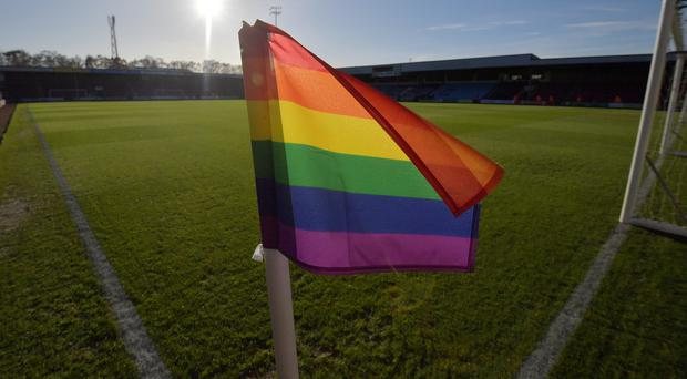 Football has worked hard in recent years to tackle issues such as homophobia, making grounds far more welcoming than they once were