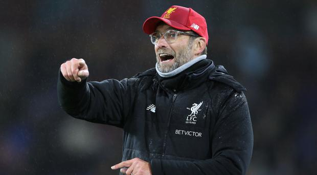 Liverpool manager Jurgen Klopp has demanded a response from his players after Monday's defeat at Swansea