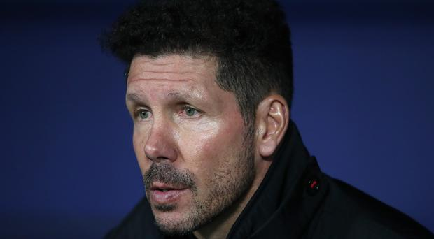 Diego Simeone will sit out the start of next season's Copa del Rey
