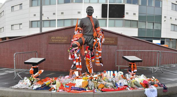 Tributes to the late Jimmy Armfield