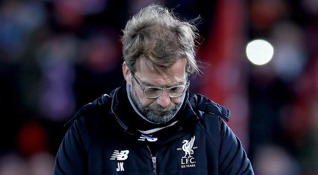 Liverpool unlikely to make further January signings - Klopp