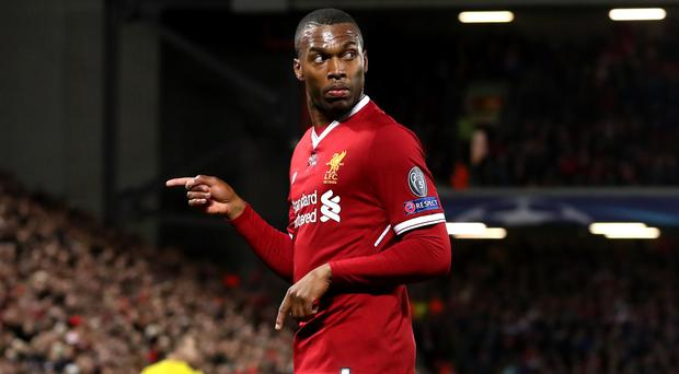 Daniel Sturridge has completed a move to West Brom
