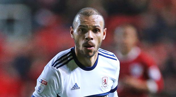 Martin Braithwaite's loan move to Bordeaux was motivated by a desire to play in the World Cup
