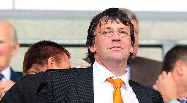 Karl Oyston is no longer chairman or director of Blackpool