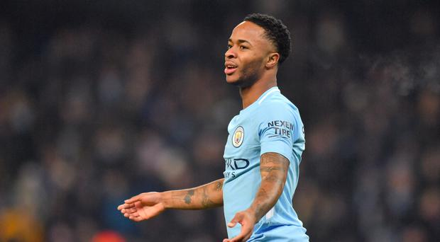 Manchester City's Raheem Sterling claims some of his team-mates are being