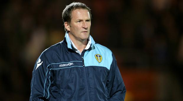 Simon Grayson has been at Leeds before