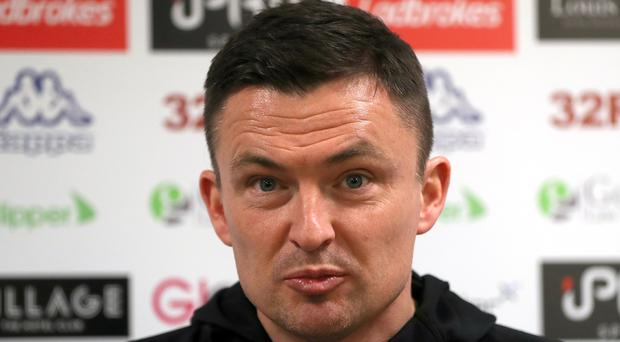 Paul Heckingbottom takes charge of his first Leeds match this weekend