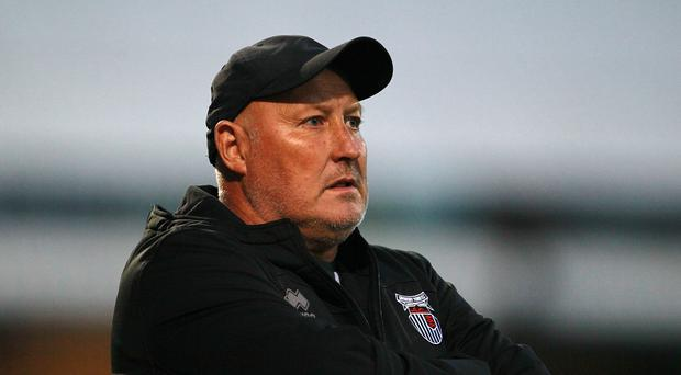 Russell Slade has left Blundell Park