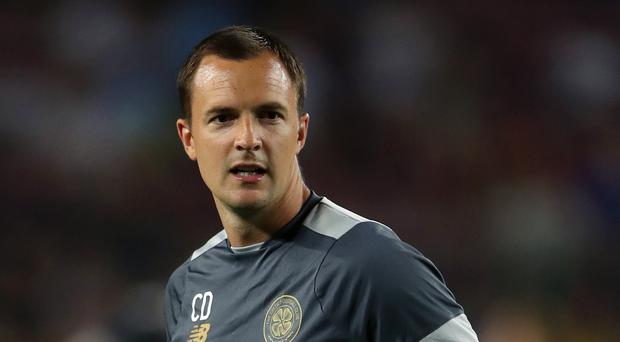 Celtic assistant manager Chris Davies is wary of Zenit St Petersburg's threat