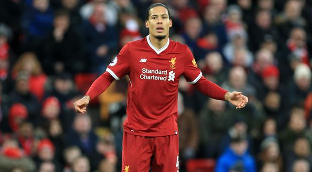 Virgil van Dijk should start in Portugal