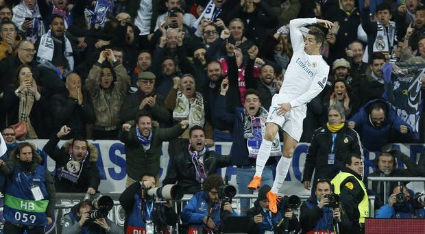 Cristiano Ronaldo once again delivered (Francisco Seco/AP)