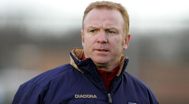 Alex McLeish is Scotland boss again