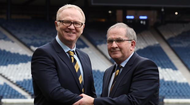 Fate played its part in returning to Scotland says Alex McLeish