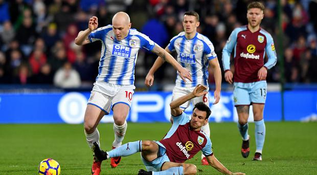 Aaron Mooy will be sidelined for between two and three weeks