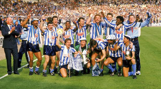 Coventry City in 1987