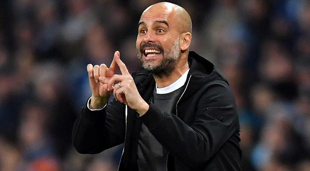 Pep Guardiola is wary of Wigan