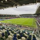Northern Ireland will host Israel at the National Stadium at Windsor Park in September.