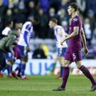 John Stones was stunned after Manchester City's shock FA Cup loss at Wigan