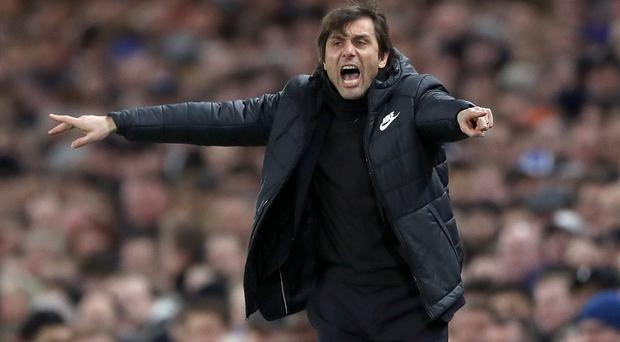 Antonio Conte saw Chelsea draw with Barca