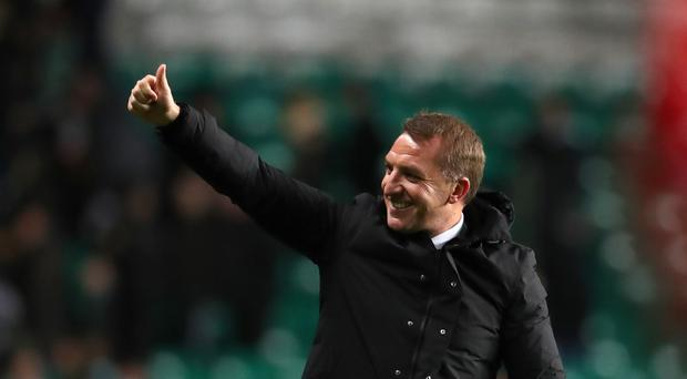 Boss Brendan Rodgers calls for Celtic calm ahead of Zenit match (Andrew Milligan)
