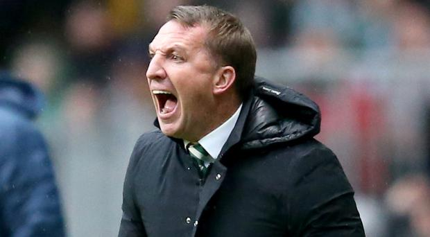 Brendan Rodgers' Celtic crash out of Europa League against Zenit