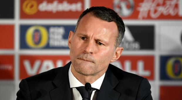 Wales and Ryan Giggs are facing Mexico