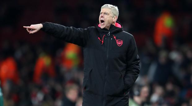 Arsene Wenger's side advanced despite a second-leg loss at home to Ostersund