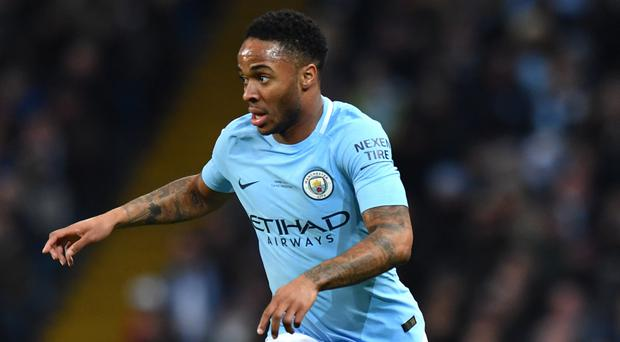 Raheem Sterling could miss the Carabao Cup final