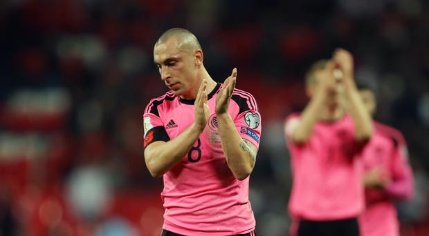 Scotland captain Scott Brown has announced his retirement from international football
